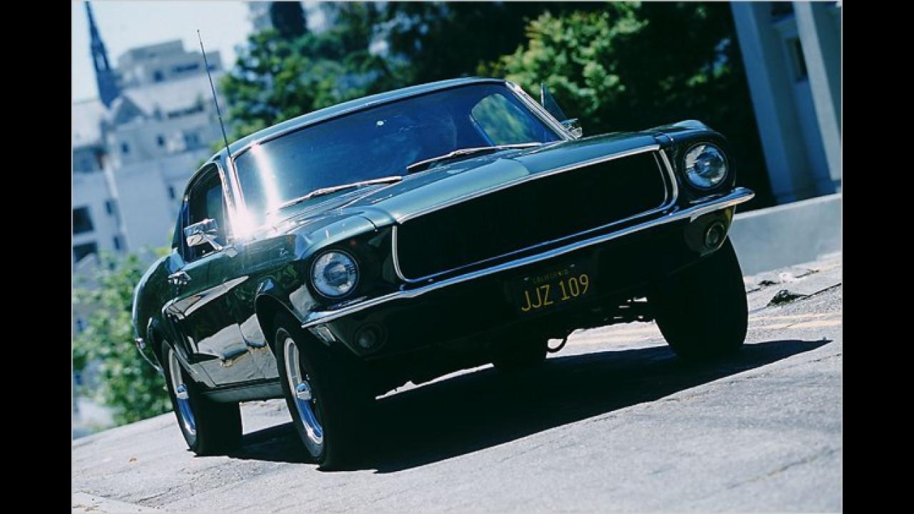 Platz 1: Ford Mustang (32,2 Prozent)