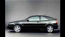Der VR6-Motor machte aus dem Corrado den bis dahin leistungsstärksten Volkswagen