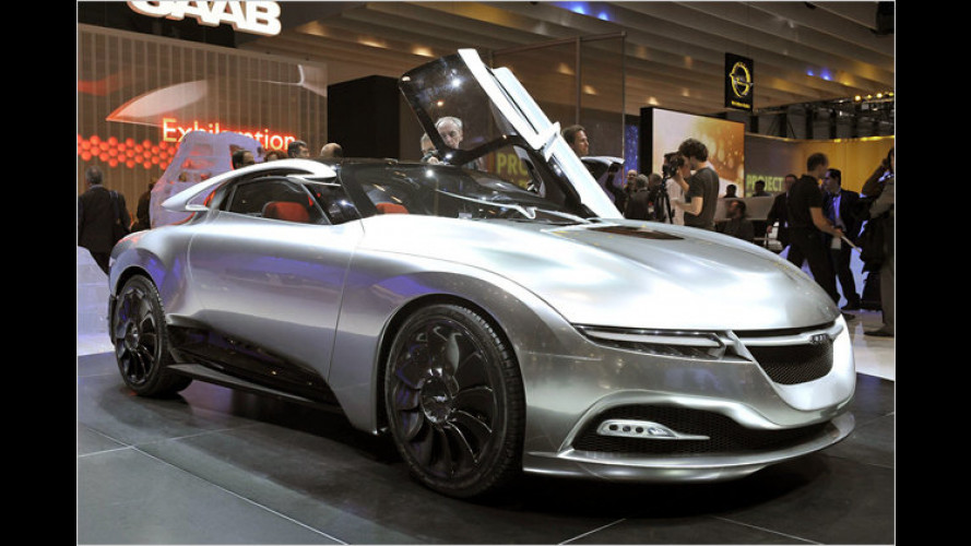 Raus aus der Asche: Der Zukunfts-Saab PhoeniX