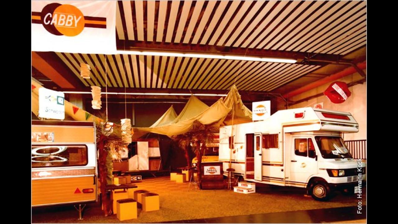 1980: Cabby / Mercator Reisemobile