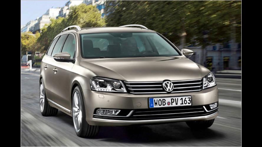 Neu und dennoch vertraut: Weltpremiere für den VW Passat