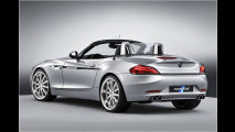 Entfesselter BMW Z4