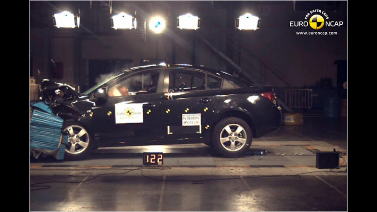 Chevrolet Cruze (5 Sterne, 79 von 100 Punkten)