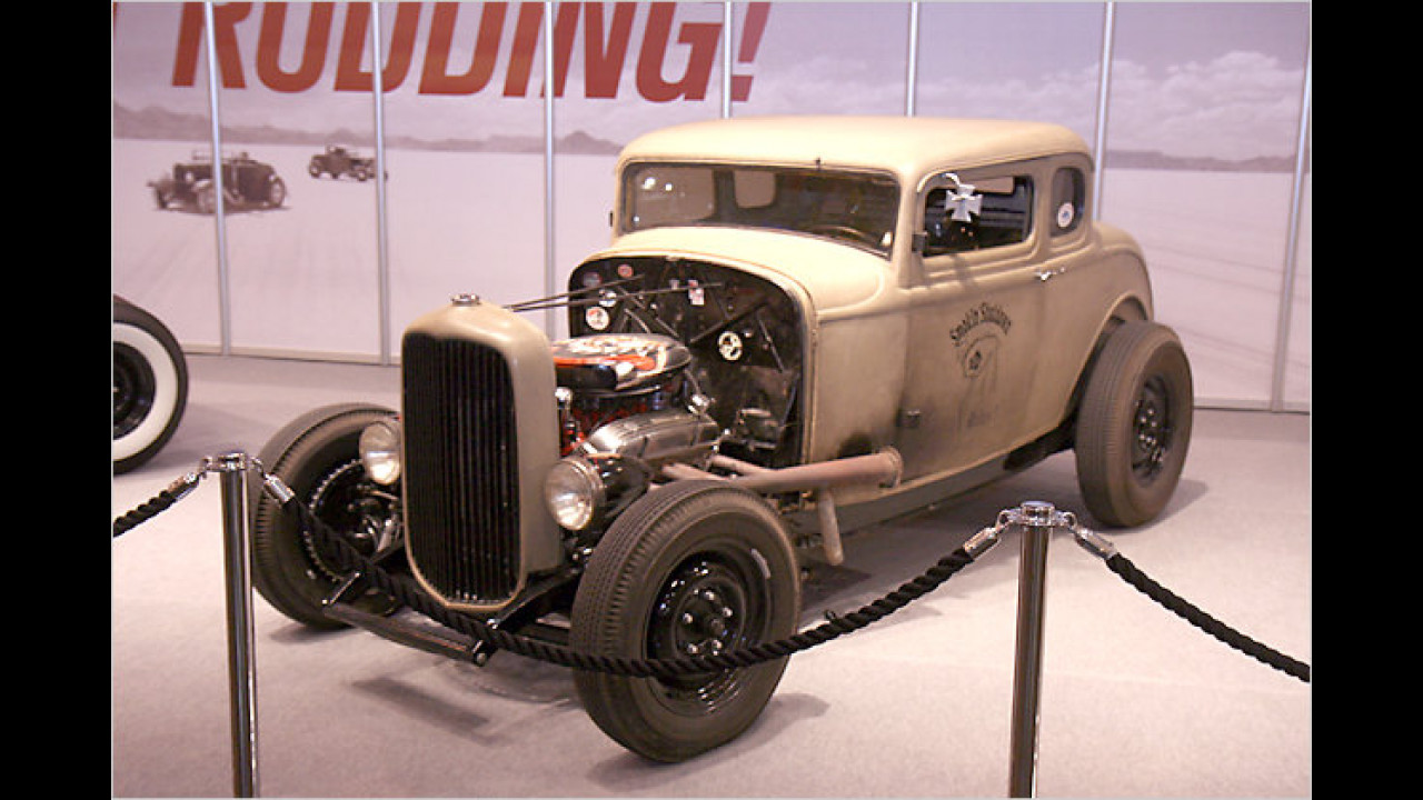 1932 Ford 5-Window Coupé ,High Boy