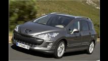 Peugeot: 308 günstiger