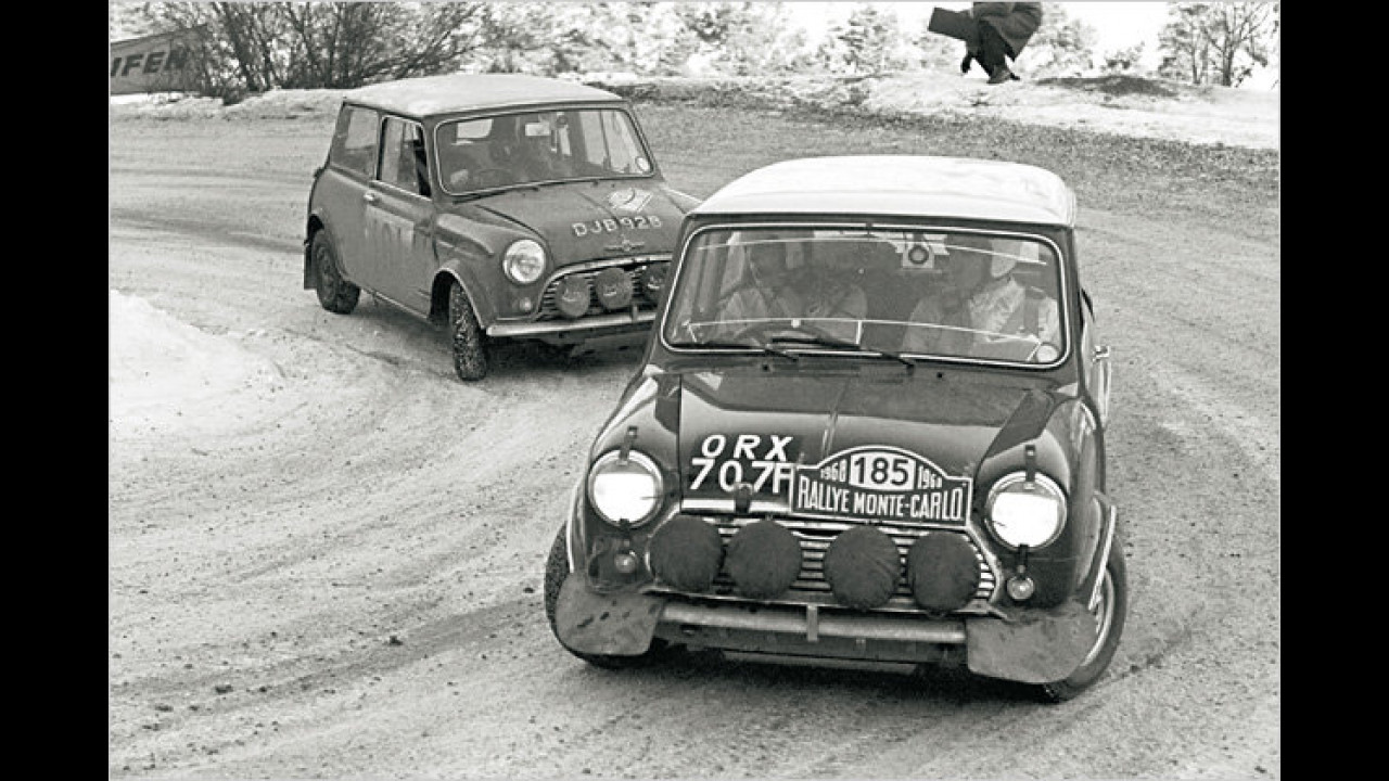 Rallye-Erfolge