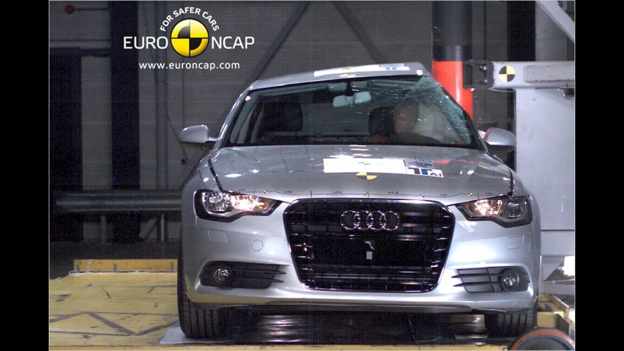 Audi A6 2.0 TDI, fünf Sterne