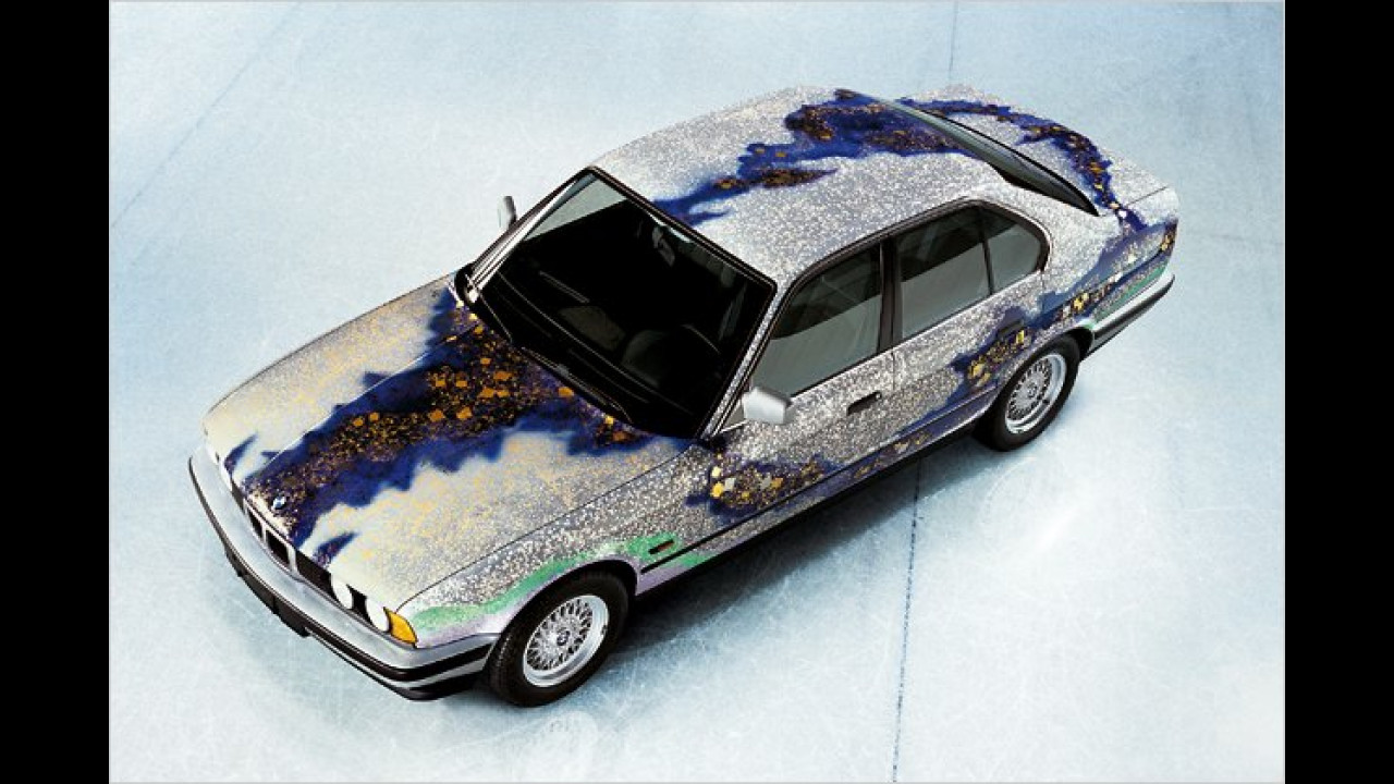 BMW 535i : Matazo Kayama (1990)