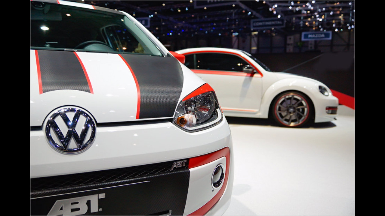 Abt VW Up
