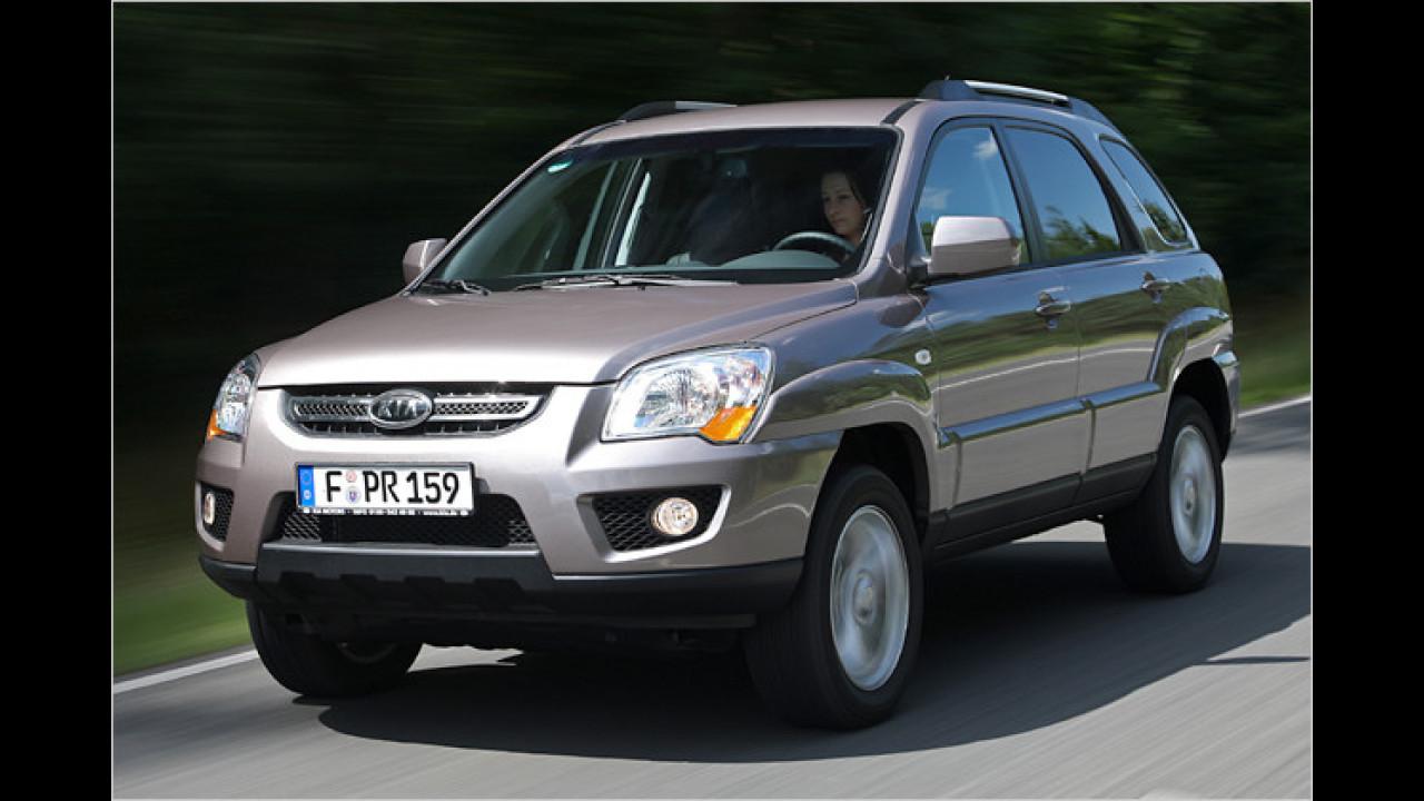 KIA Sportage 2.0 CRDi LX 2WD DPF