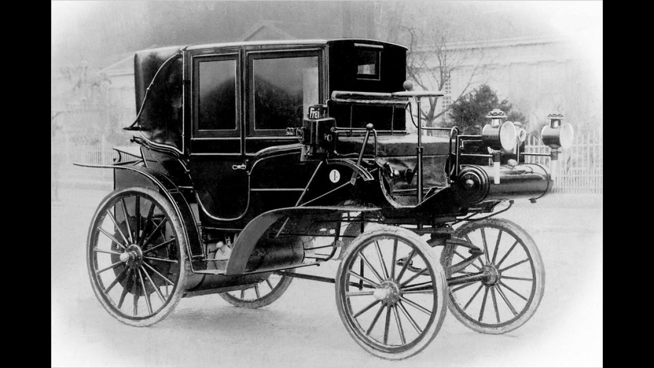 Daimler Victoria (1896)
