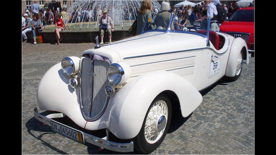 Automobilsommer 2011: Auto-Schätze aus 125 Jahren