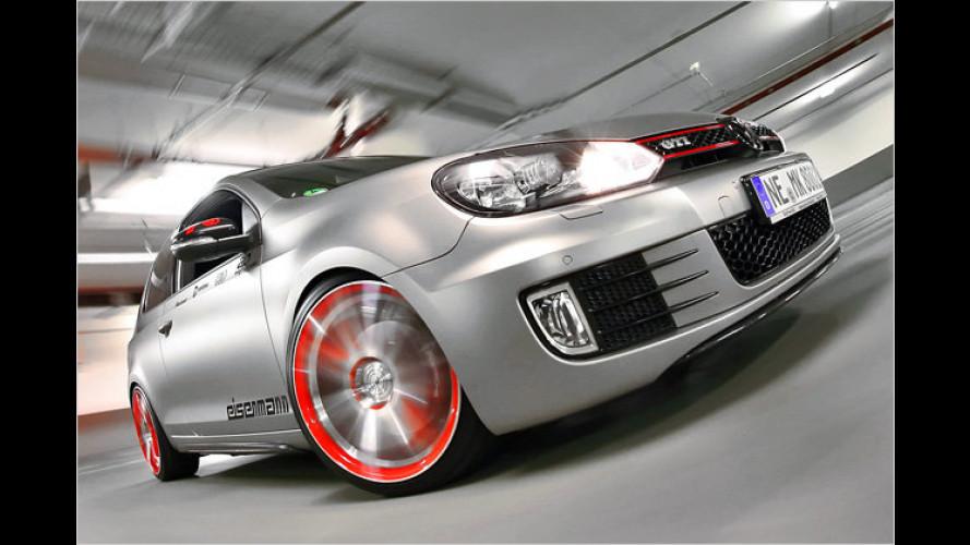 Rasende Mega-Beatbox: 265 PS und 9.000 Watt im Golf GTI