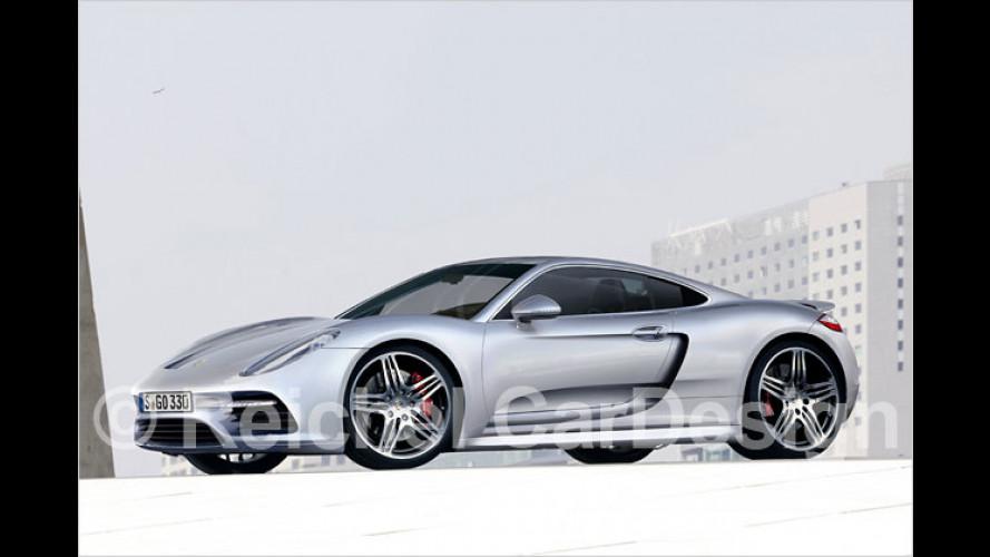 Porsche bringt neues Supercar nach Detroit mit