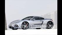 Porsche 918 in Detroit