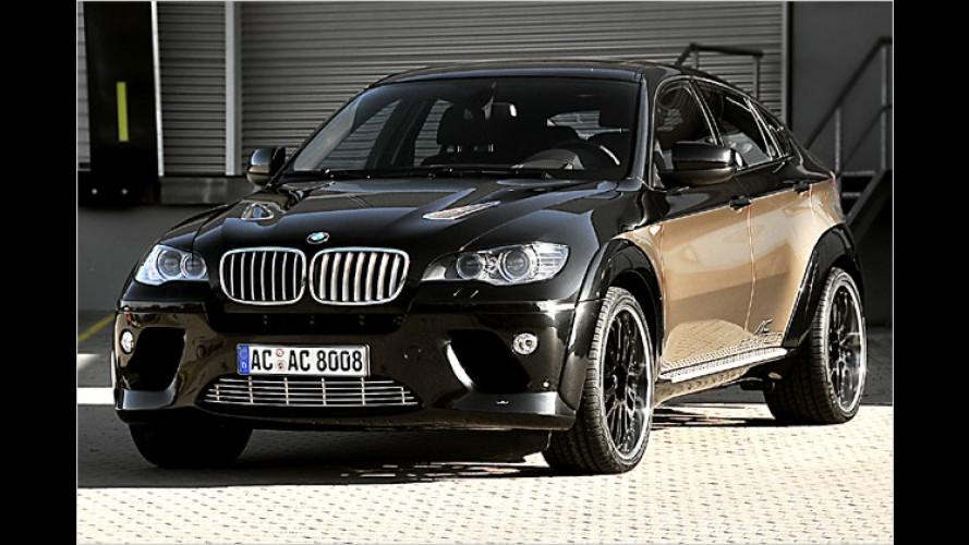 AC Schnitzer Falcon: Neues Outfit für den BMW X6