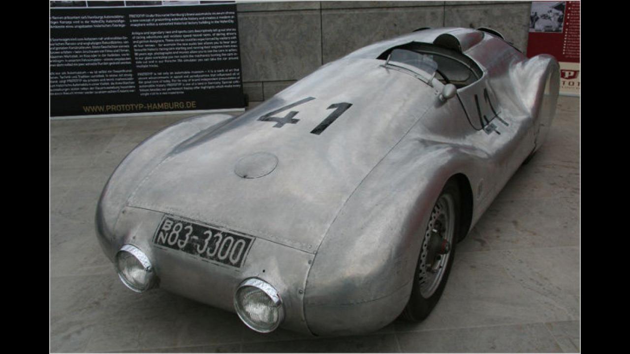 Petermax-Müller-Weltrekordwagen (1949)