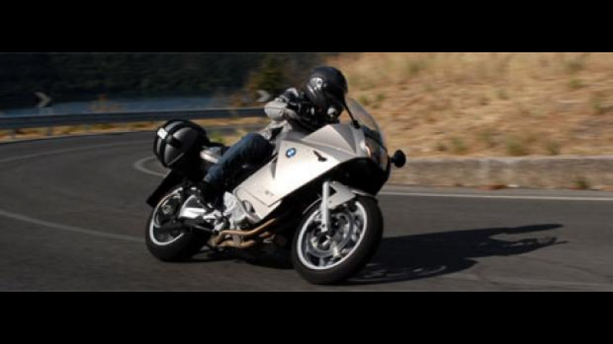 BMW F 800 ST 2009 - TEST