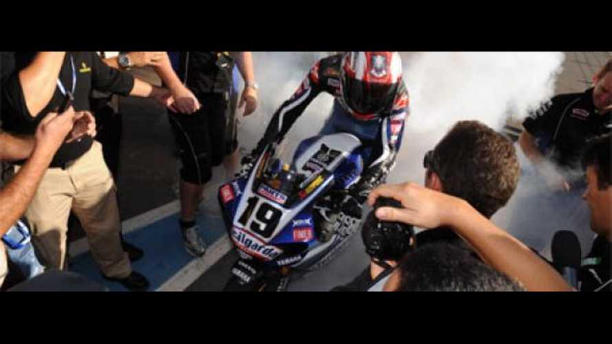 Ben Spies Campione del Mondo Superbike 2009