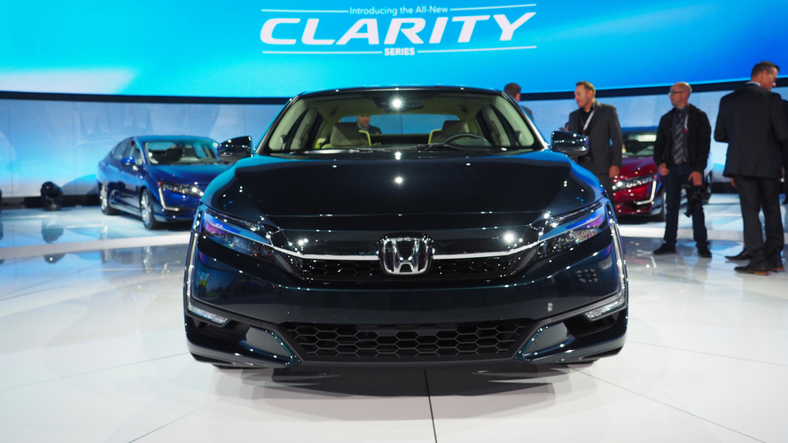 Honda Clarity PHEV, Electric will both cost $35,000