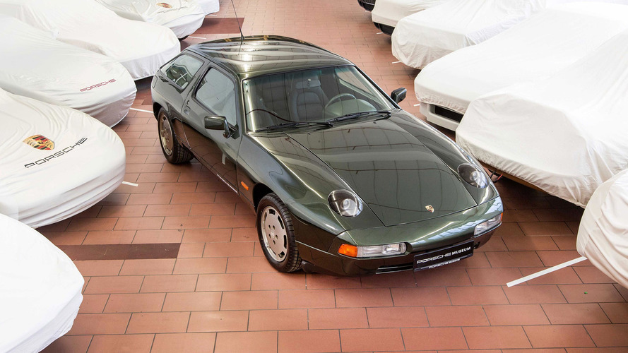 Porsche made a 928 shooting brake over 30 years ago