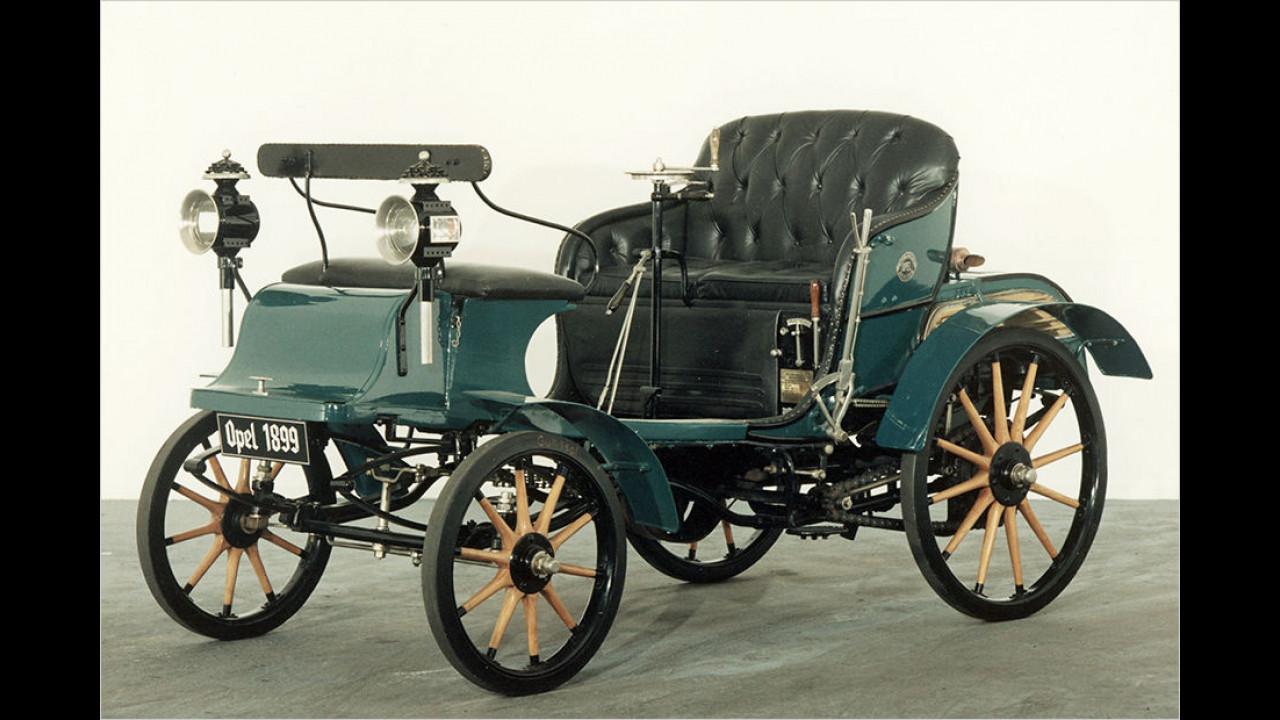 1899: Opel Lutzmann
