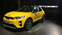 2018 Kia Stonic Revealed In Amsterdam