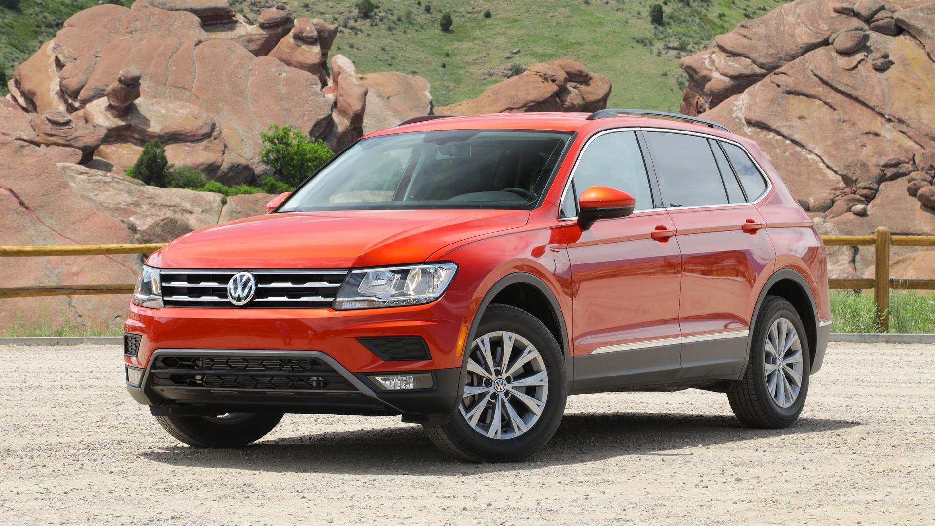 2018 VW Tiguan Allspace: Redesign, Trims, Price >> Vw Tiguan Gets Price Cut In The U S To Conquest Customers