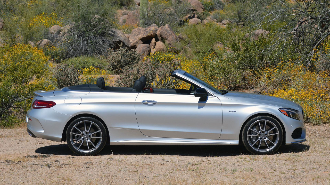 2017 Mercedes Amg C43 Cabriolet Review
