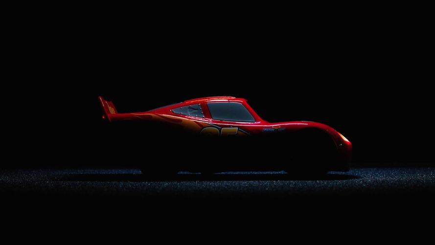Ultimate Lightning McQueen RC car
