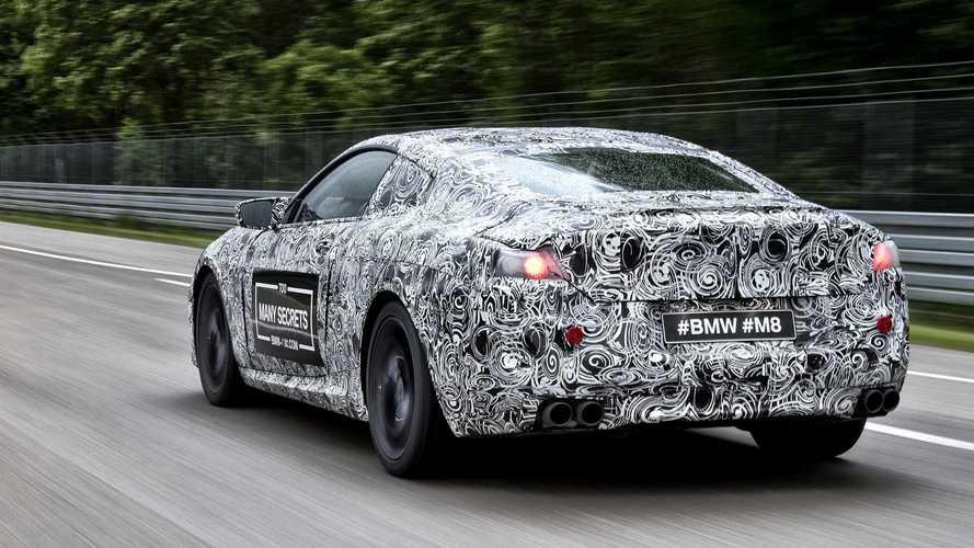 BMW M8 - Objectif 700 ch ?