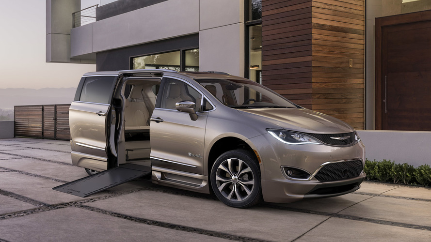 BraunAbility Chrysler Pacifica