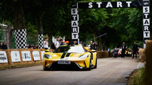 Supercar Shootout Goodwood 2017