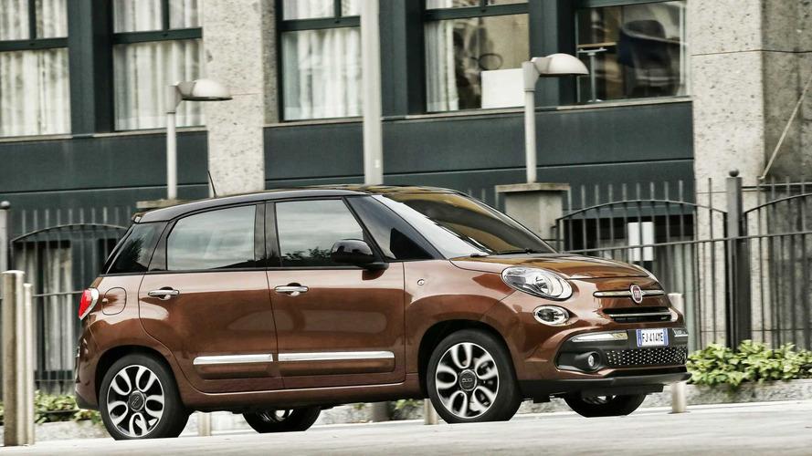 Makyajlı Fiat 500L %40 oranında yeni parçayla geldi