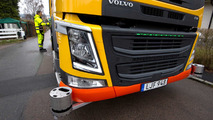 Volvo camion-poubelle autonome