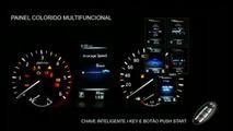 Nova Nissan Frontier - Catálogo