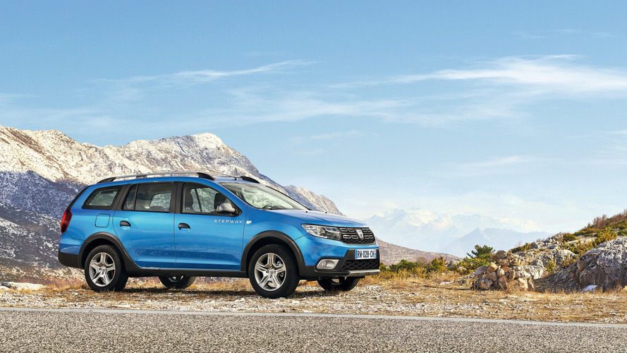 Dacia adds rugged Logan Stepway to its line-up