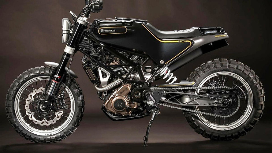 KTM And Partner Bajaj Motors Plan Global Husqvarna Rollout