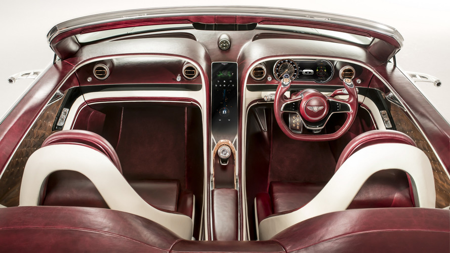 Bentley EXP 12 Speed 6e concept 2017