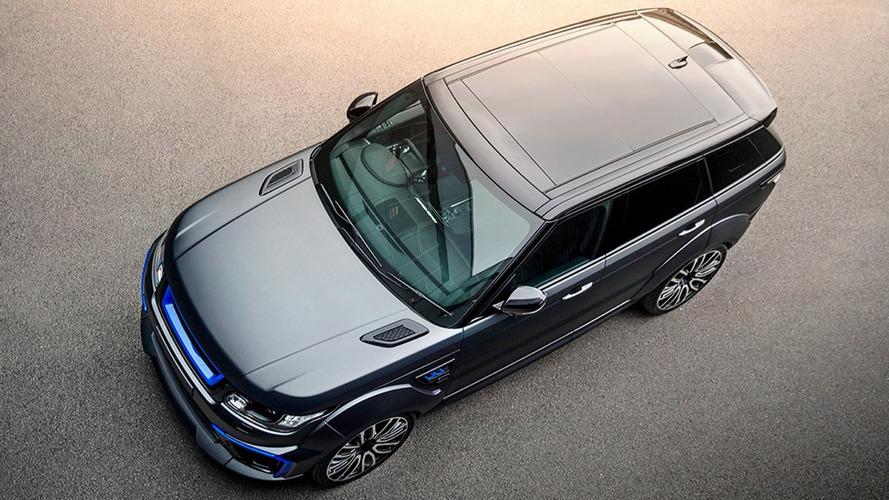 Land Rover Range Rover SVR par Kahn Design