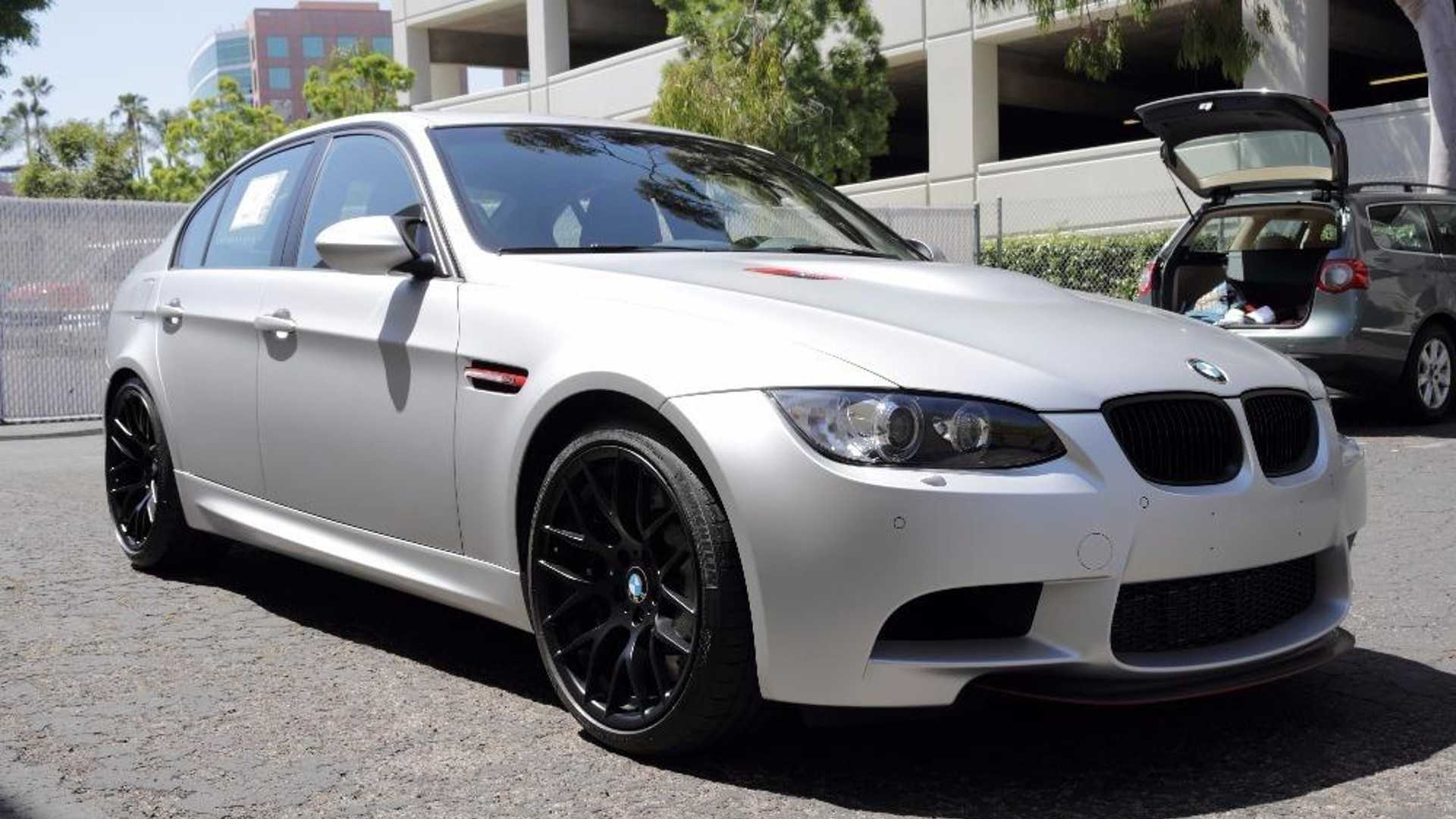 Is This Rare And Barely Driven Bmw M3 Crt For Sale Worth 300k