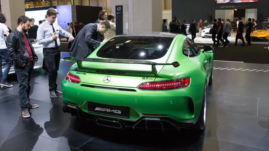 Mercedes-AMG GT R - 2017 İstanbul Autoshow