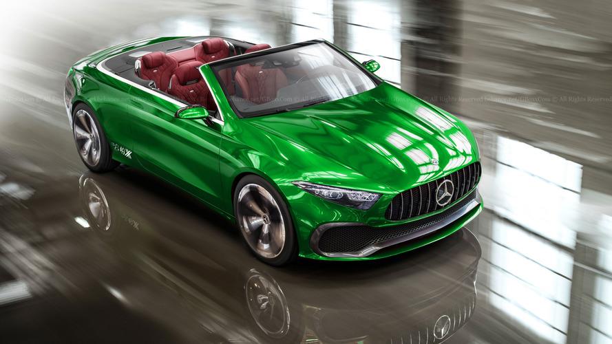 Mercedes Clase A cabrio 2017