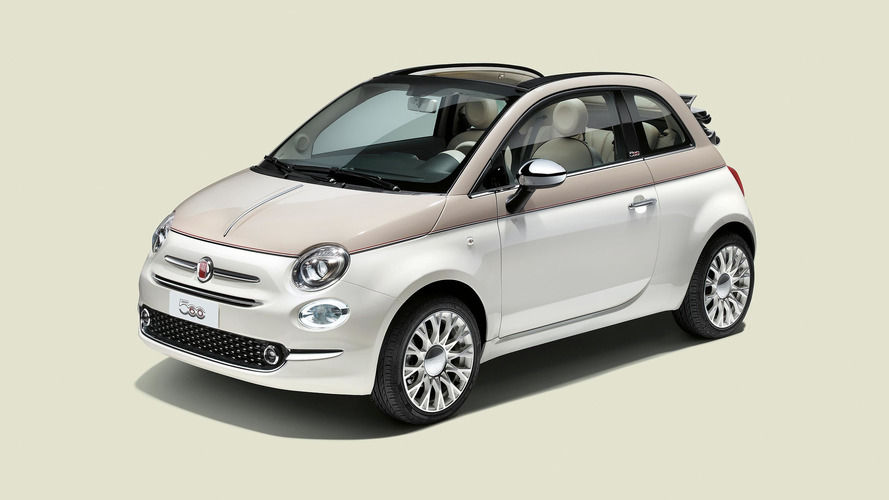 Fiat 500C 60 Aniversario: Precios para España