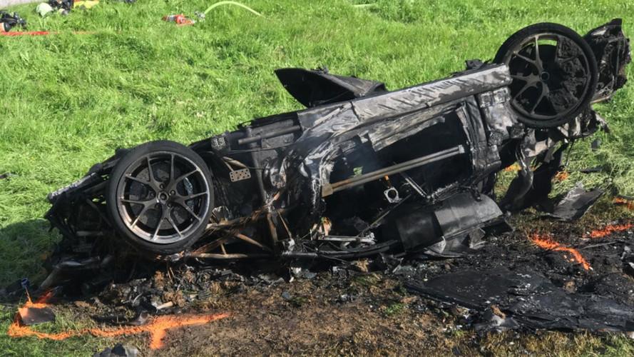La taille d'Hammond salvatrice dans l'accident avec la Rimac ?