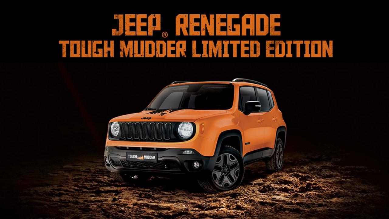 Jeep Renegade Tough Mudder