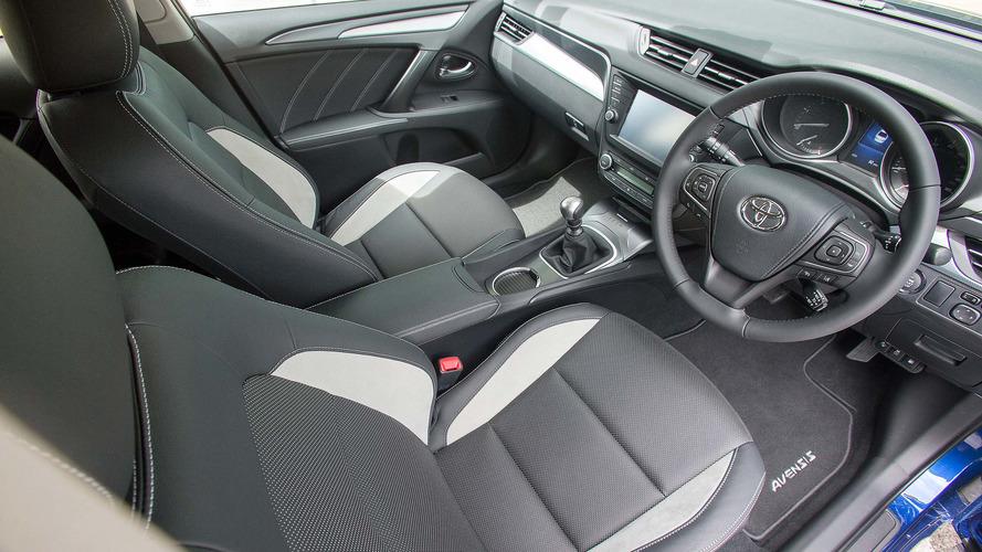 2017 Toyota Avensis