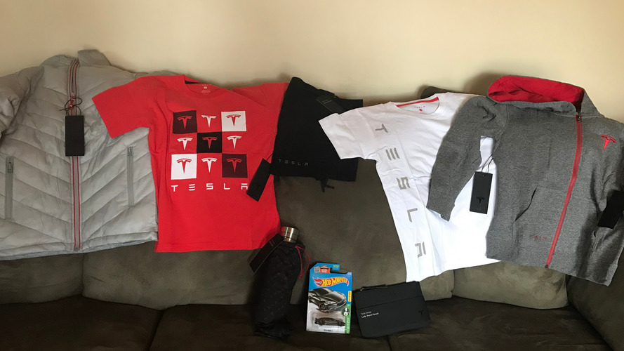 Bria's Tesla gifts