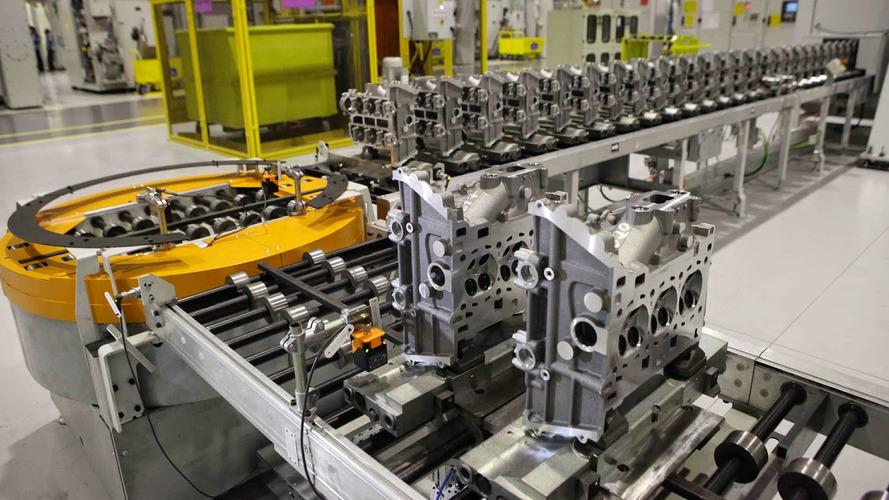Ford dará férias coletivas para 600 funcionários em fábrica de motores