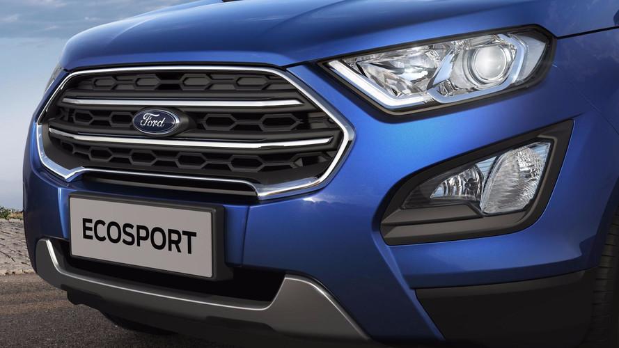 Ford terá 3 novos SUVs na Índia, incluindo sucessor do EcoSport